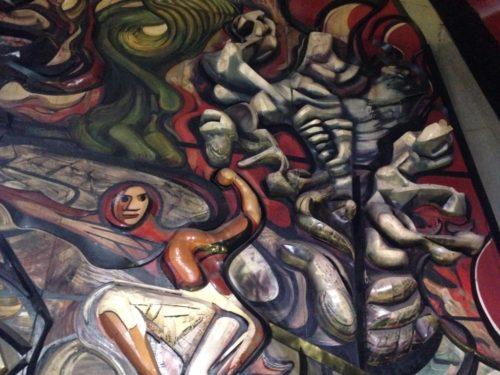 Muralismo: Protesta, Revolución y Cultura