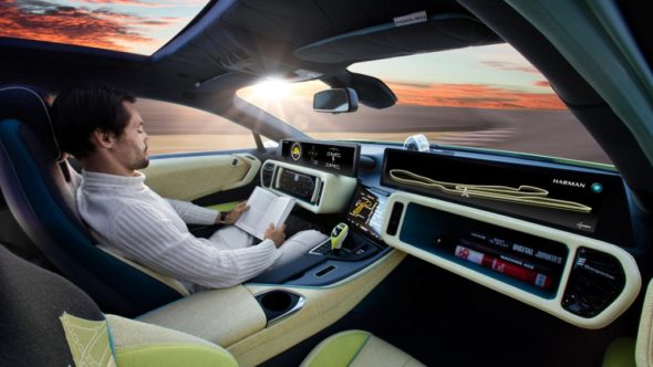 Los verdaderos autos del futuro