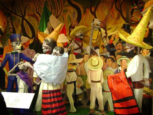 Breve recorrido de la Revolución Mexicana