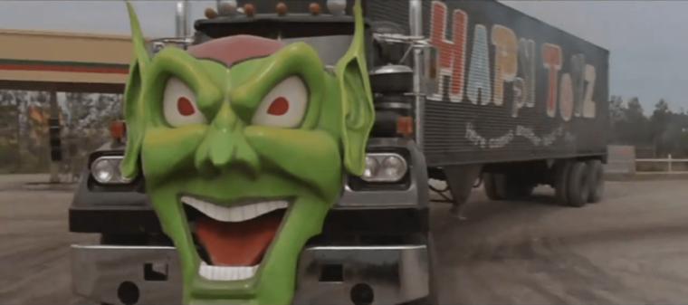 Los 10 autos más terroríficos de la pantalla
