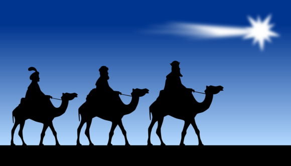 La tradición de los tres Reyes Magos