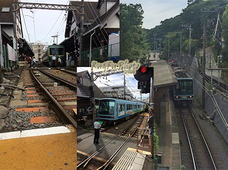 日本東京圖片-小火車