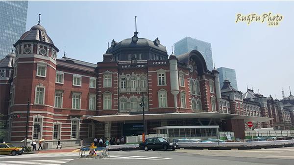 日本東京圖片-東京車站