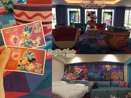 日本東京圖片-迪士尼飯店