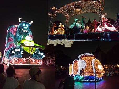 日本東京圖片-陸地迪士尼