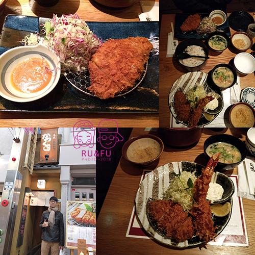 日本關西圖片-明代豬排