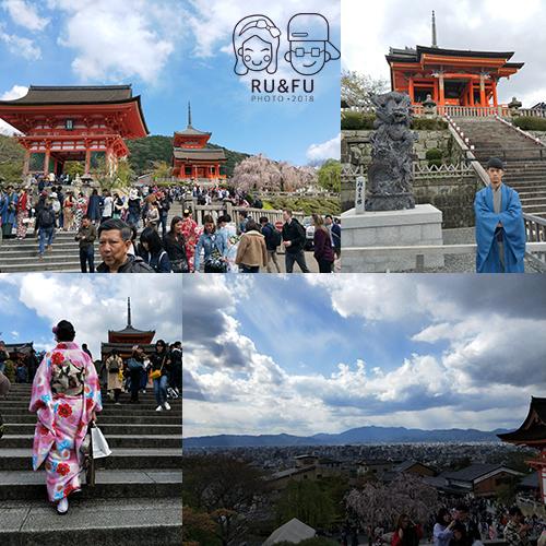 日本關西圖片-清水寺