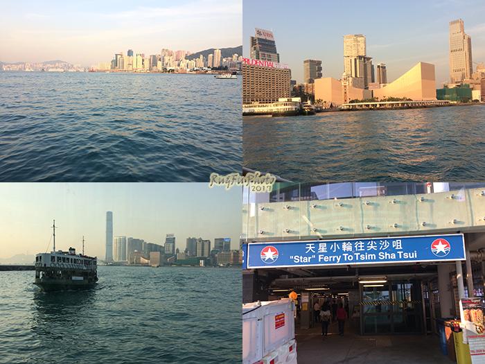 香港圖片-天星小輪