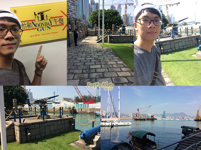 香港圖片-怡和午炮