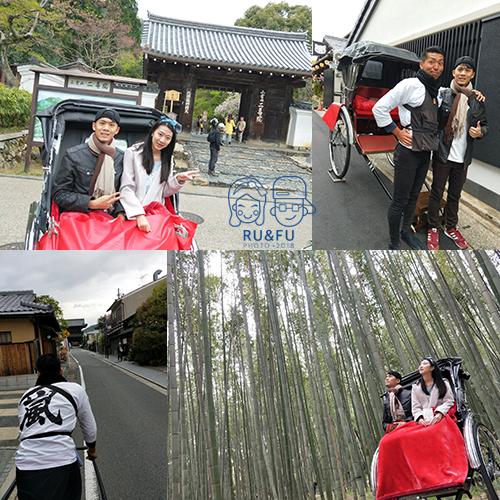 日本關西圖片-人力車