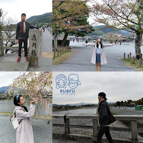 日本關西圖片-嵐山