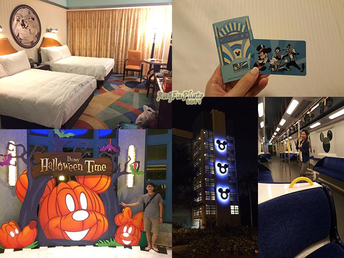 香港圖片-迪士尼飯店