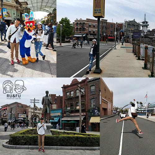 日本關西圖片-環球影城