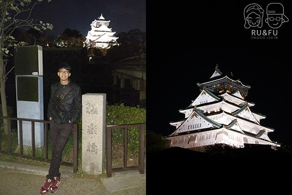 日本關西圖片-大阪城