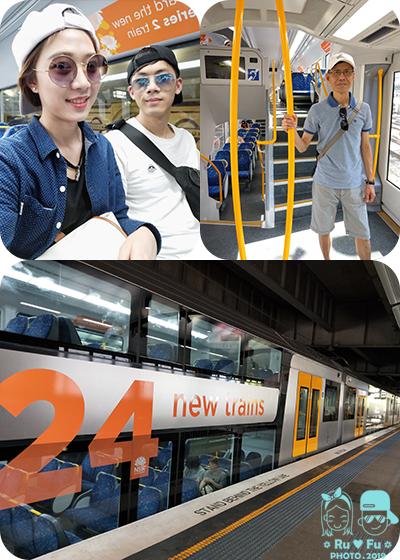澳洲圖片-地鐵