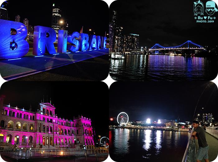 澳洲圖片-布里斯本夜晚