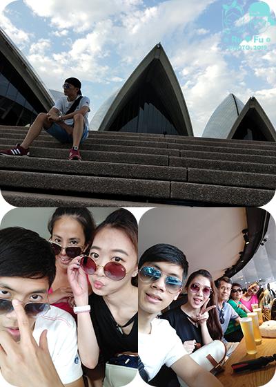 澳洲圖片-歌劇院喝酒