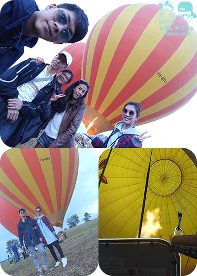 澳洲圖片-熱氣球