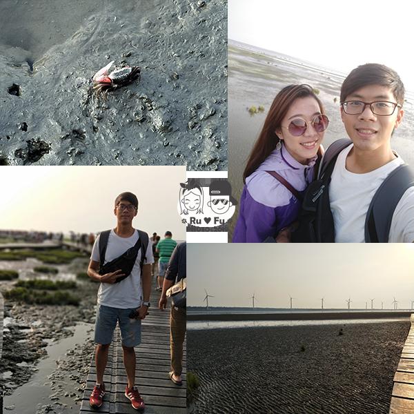 環島圖片-高美濕地