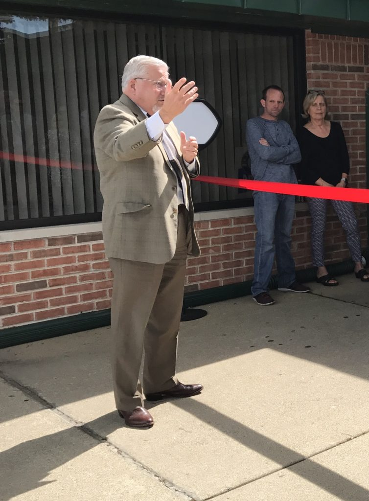 Coordinated Entry Walk-in Center Ribbon Cutting