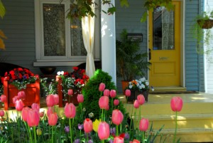 Readying your home for spring