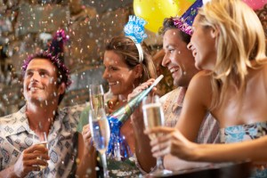 How can you ring in the New Year with the perfect after-party cleaning service?
