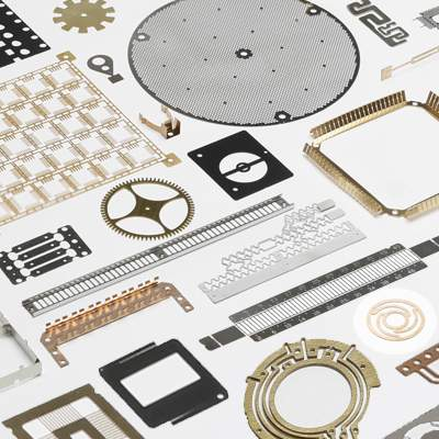Etched parts by Fotofab