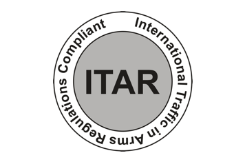 E-Fab is ITAR registered
