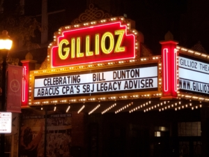 Abacus CPAs - Gillioz Theater Marquee 02
