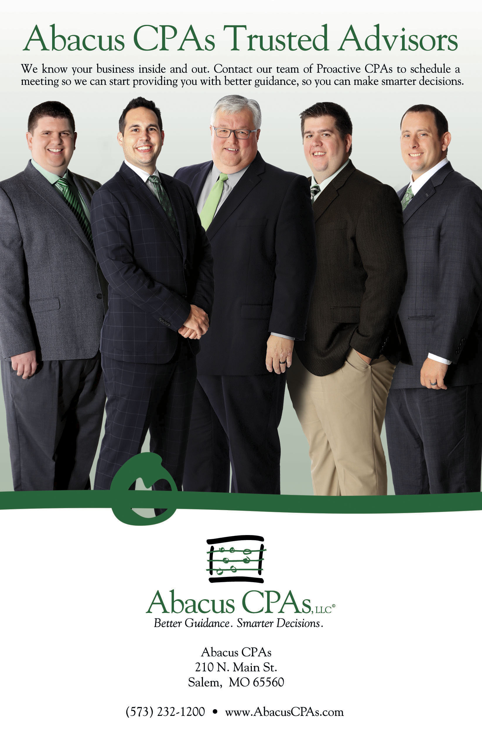 Abacus CPAs - Trusted Advisors 01