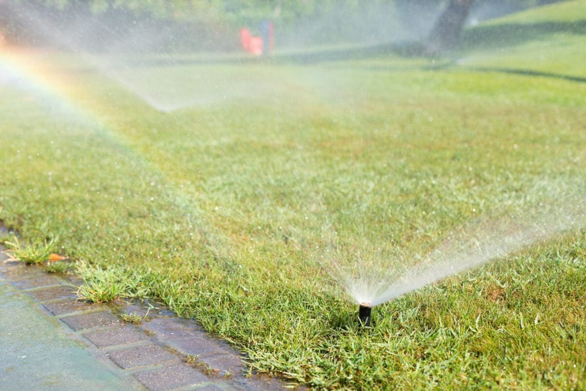 Sprinkler Repair Company Arlington TX