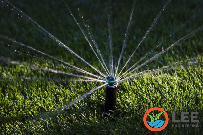 irrigation sprinkler repair Dallas Fort Worth Arlington
