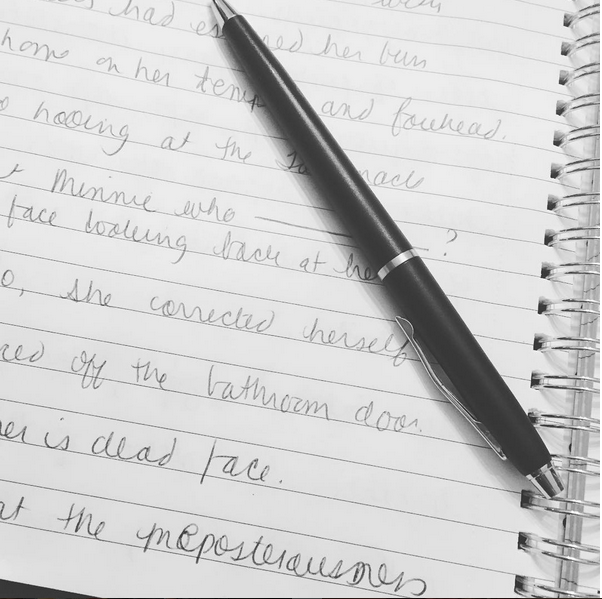 That Time I Started Writing Again