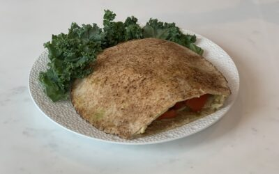 Pita-Pocket Sandwich