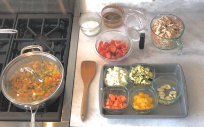 Fresh Tomato and Vegetable Sauce Recipe