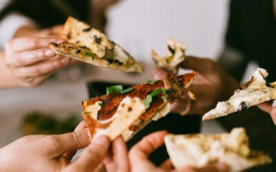Let's Eat Together! Eating as a family can foster good eating patterns & relationship with food