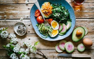 Incorporating Healthy Patterns in the New Year