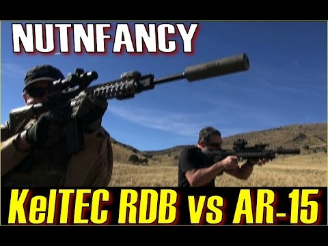 Smith & Wesson M&P15 MOE Magpul vs Kel-Tec RDB
