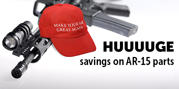 Make Your AR-15 Rifle Great Again