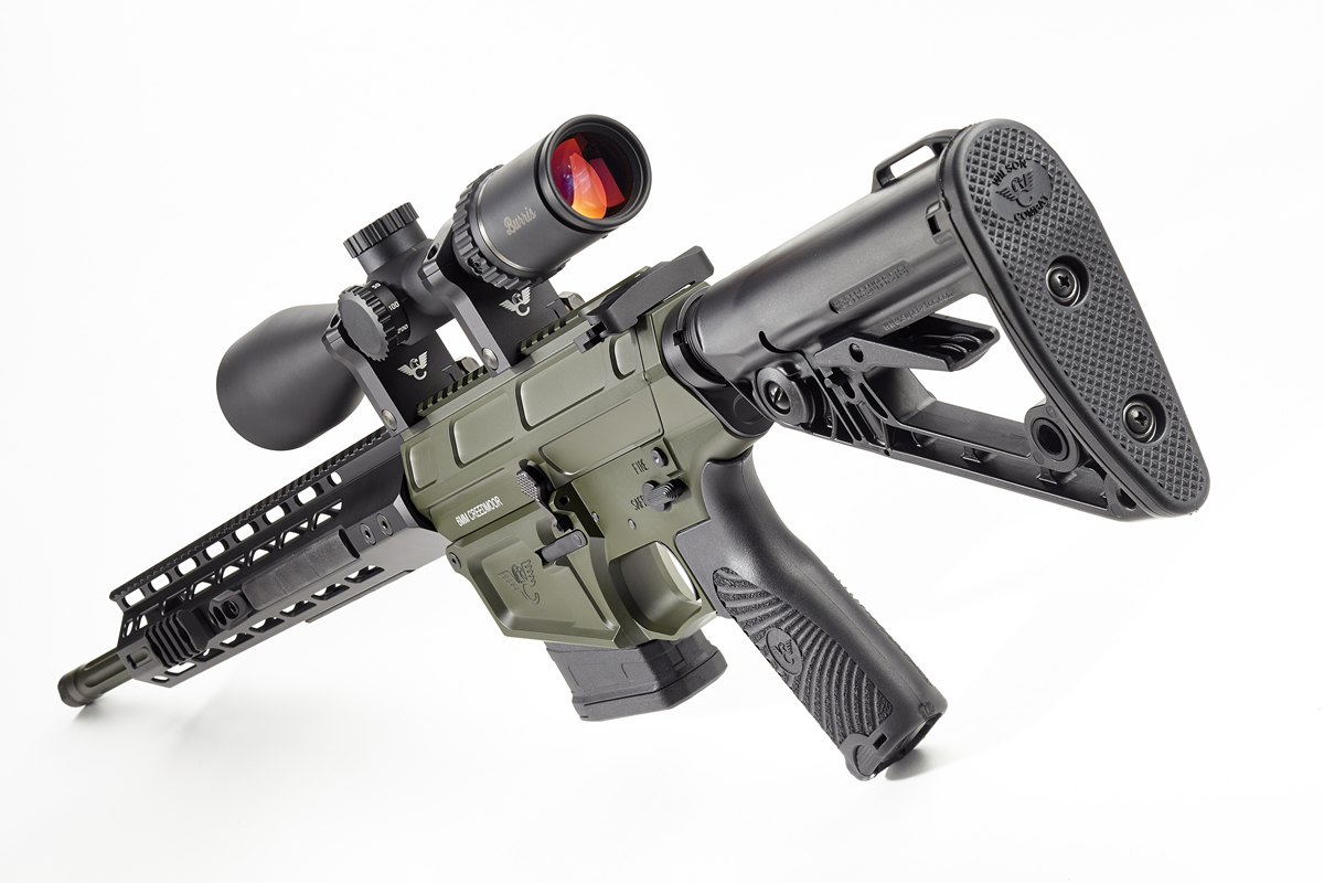 Wilson Combat Tactical Hunter AR In 6mm Creedmoor
