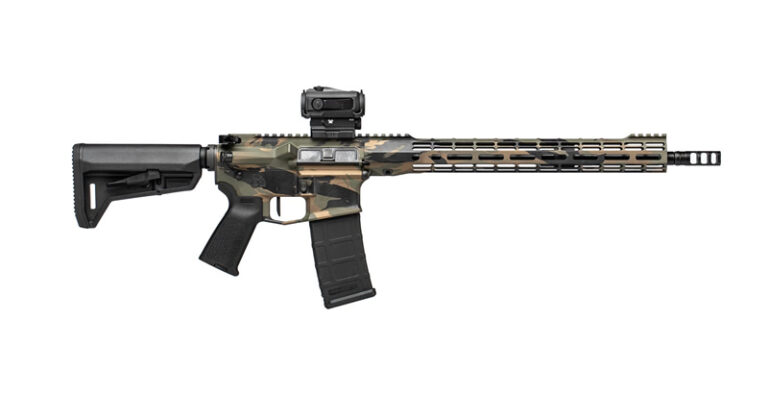 Aero Precision Vietnam Tiger Stripe AR-15 Rifle