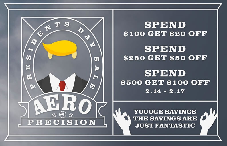 Aero Precision Presidents Day Sale