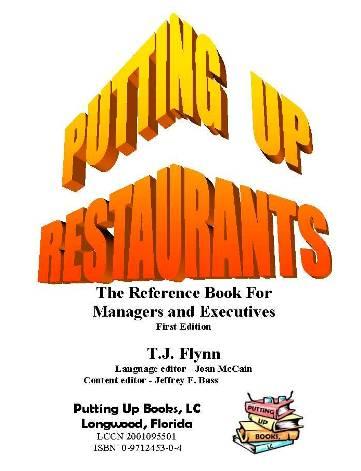 Putting Up Restaurants