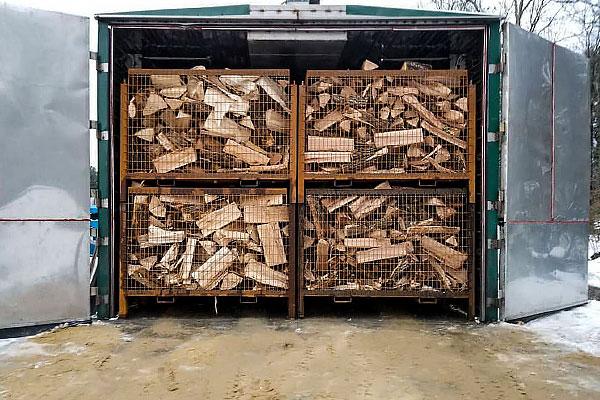 Kiln Dried Firewood