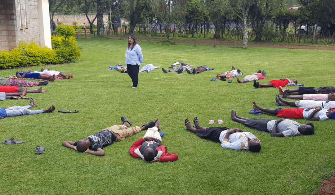 Transformations Through Mindful Self-Compassion in Eldoret