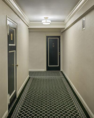 New York Hallway Design
