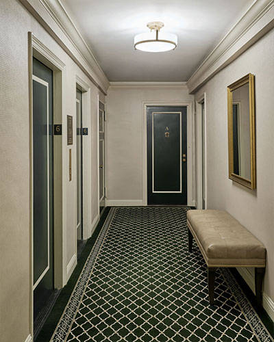 New York Hallway Design