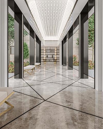 New York Lounge Design