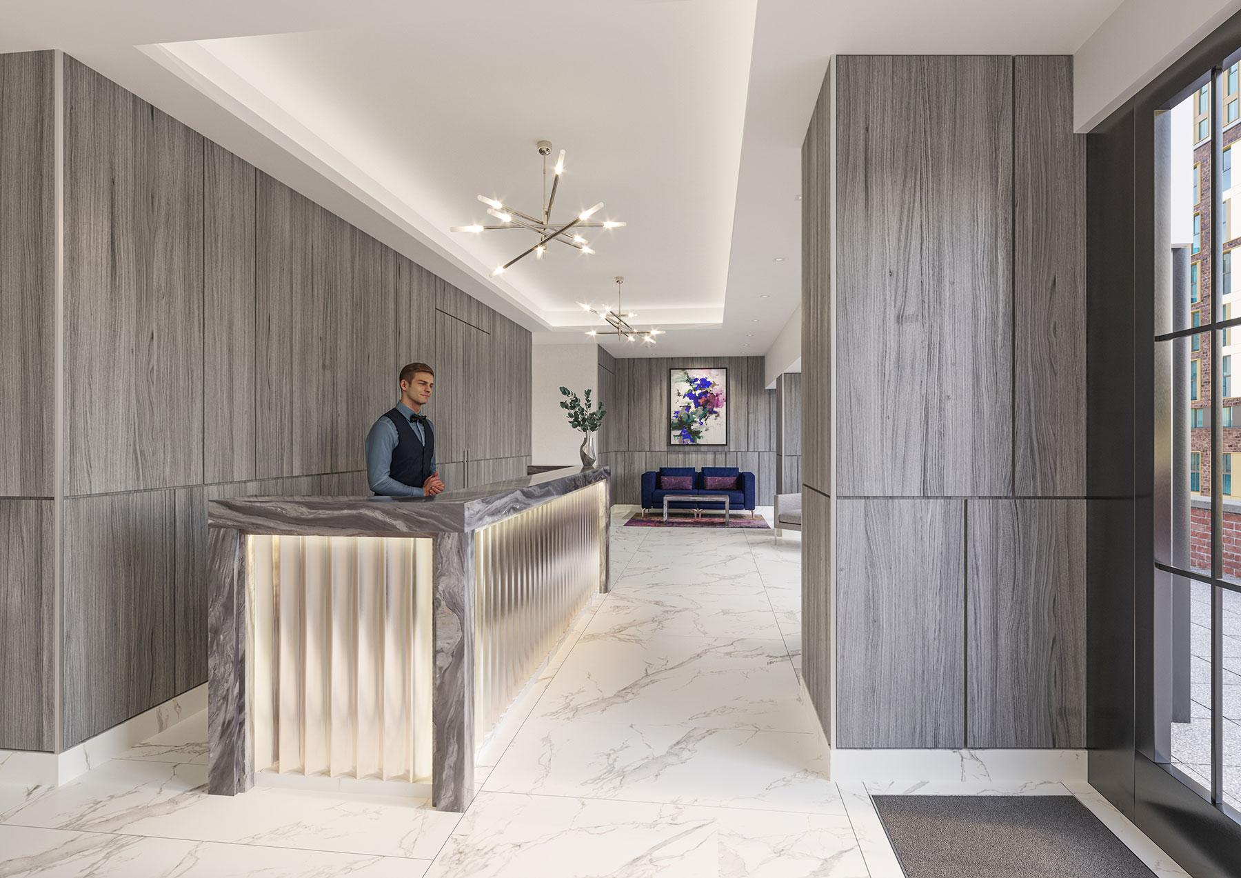 Covid-Conscious Interior Design