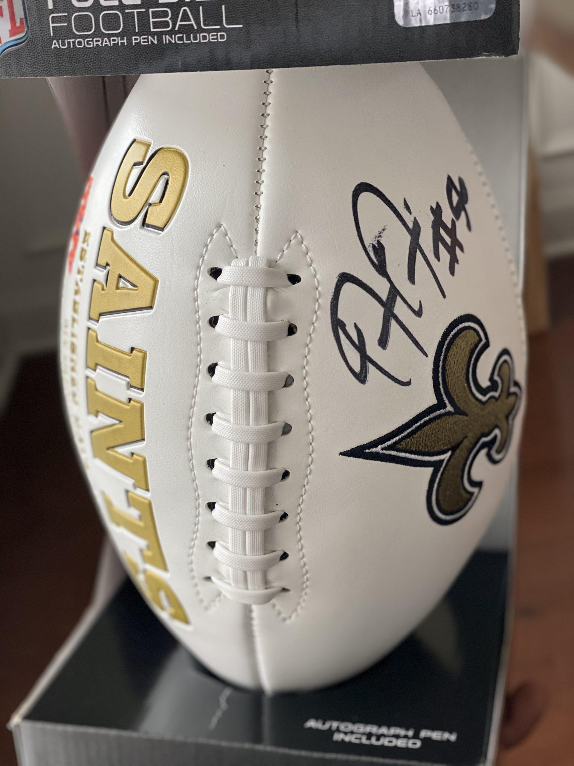 Demario Davis New Orleans middle linebacker